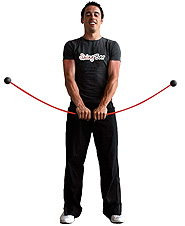 SwingBar Muskeltrainer | Swing-Bar.de